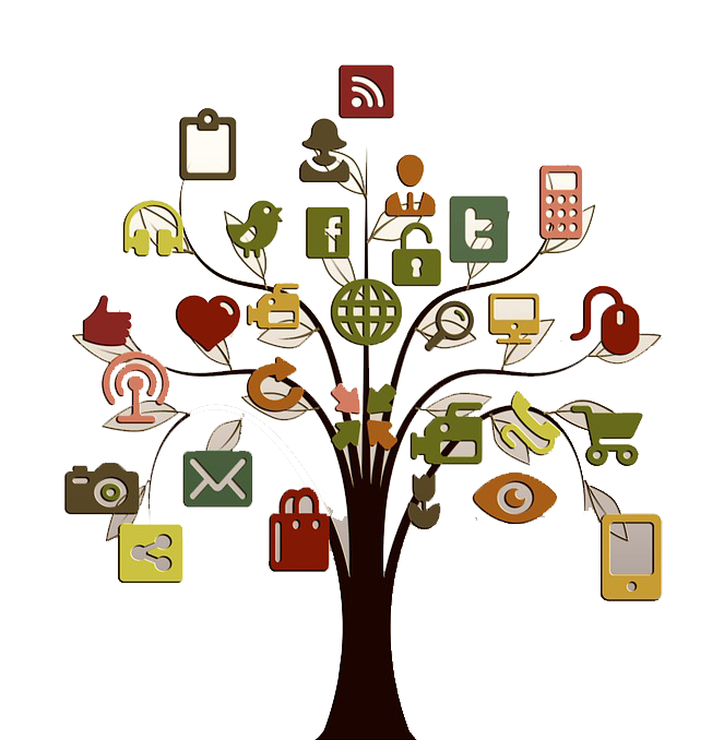 redes sociales para un plan de marketing inmobiliario online