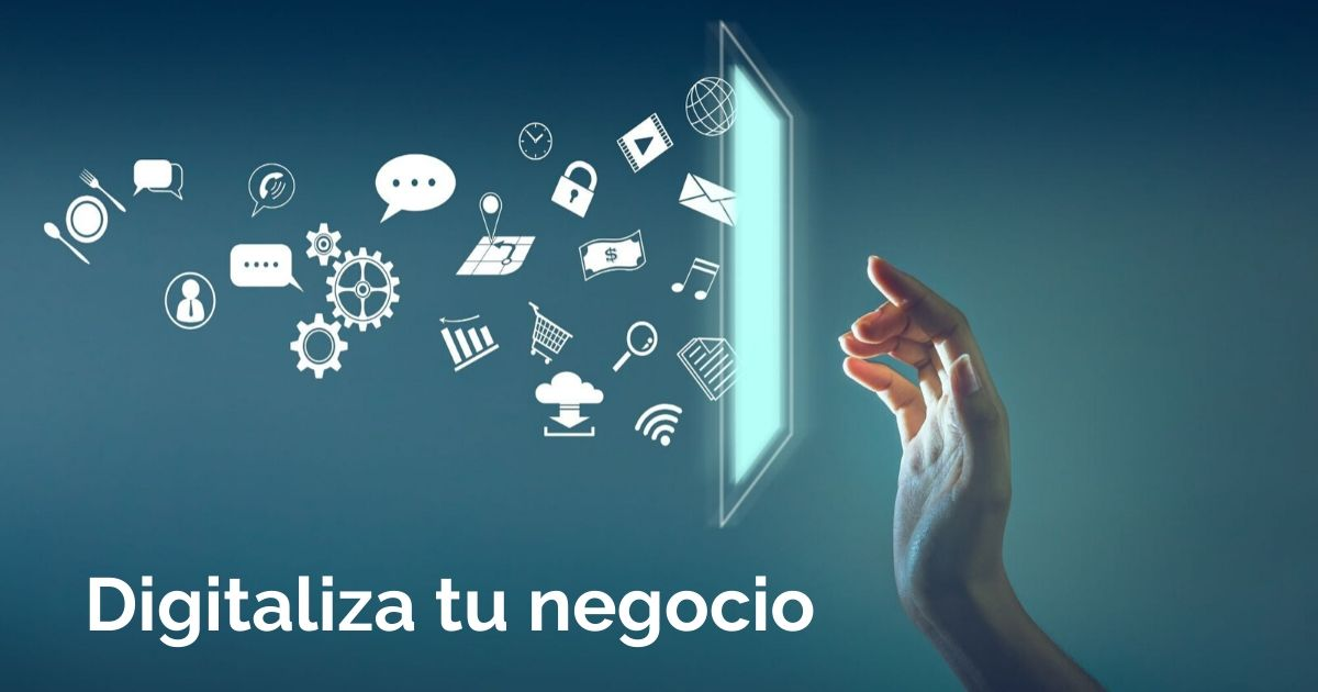 Ayudas para la transformación digital - Plan 2025