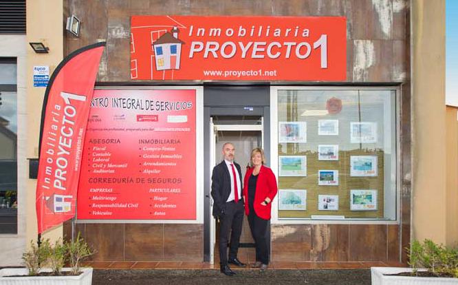 Plan de Marketing digital inmobiliario para Proyecto 1